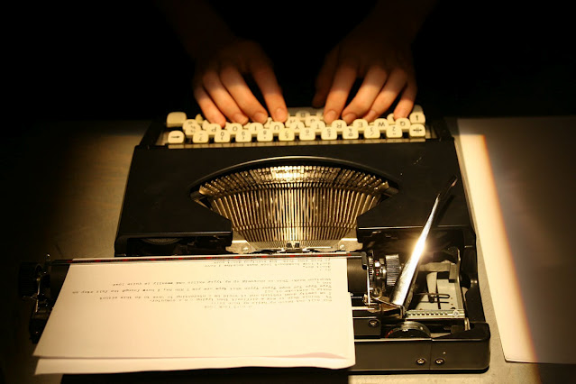 Types typewiter