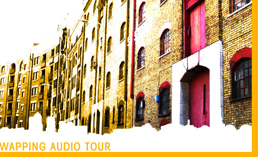 wapping audio